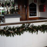 Guirlande Groen Aan Bar