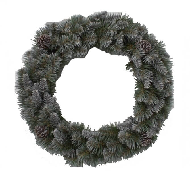 Kerstkrans Empress Spruce