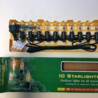 Kerstverlichting Kaars NEON 10 Lampjes Verpakking