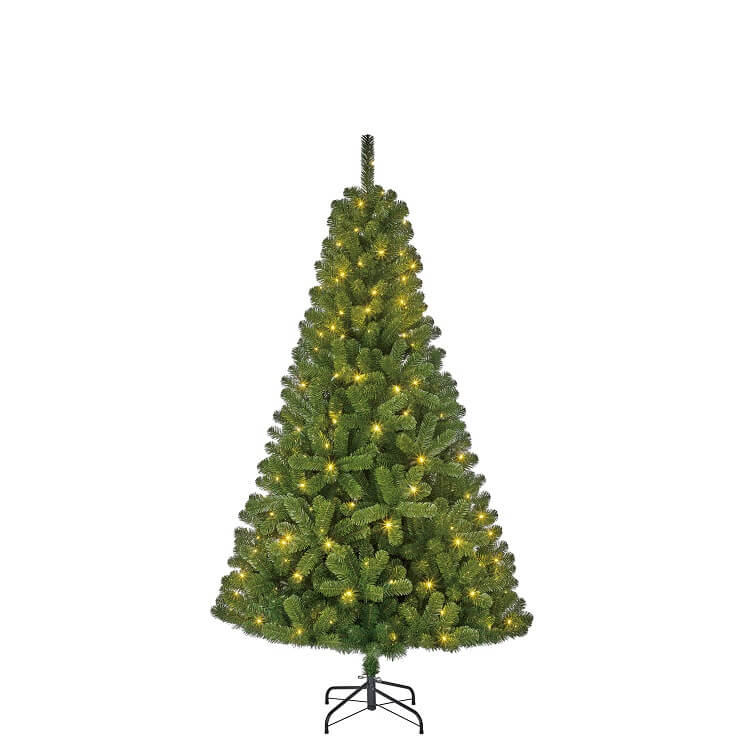 Kunstkerstboom Charlton 185 Cm Incl. LED
